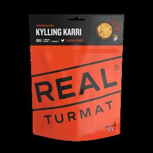 REAL TURMAT Kylling Karri