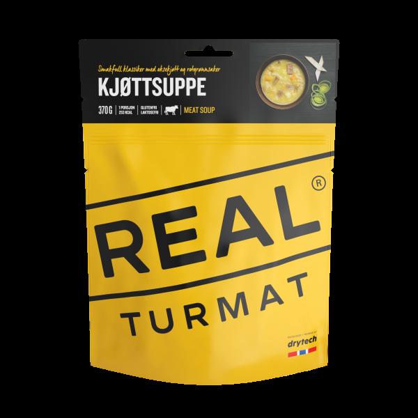 REAL TURMAT Kjøttsuppe
