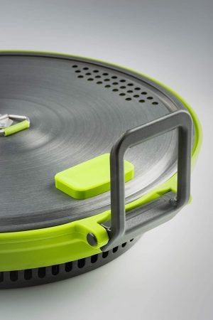 ESCAPE SET WITH FRY PAN