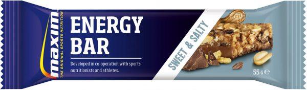 Maxim Energy Bar 55g Sweet&Salty