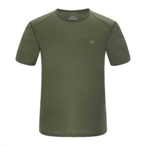 Skogstad Hornelen Merinoull T-skjorte Herre