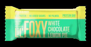 Maxim LIL Foxy White Choc Lemon Pie