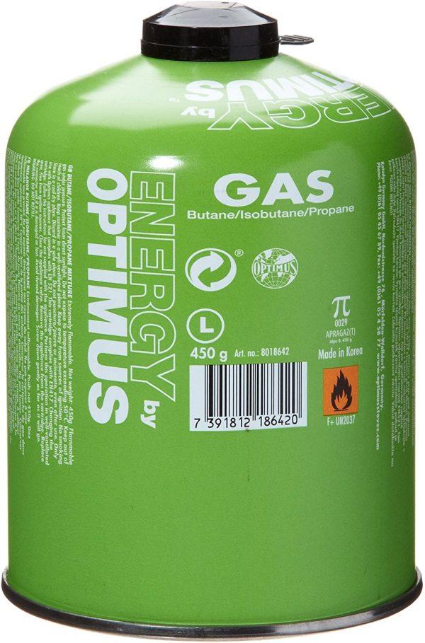 OPTIMUS GAS 450G BUTAN/ISOBUTAN/PROPAN