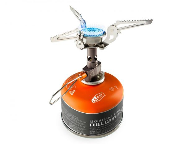 PINNACLE CANNISTER STOVE