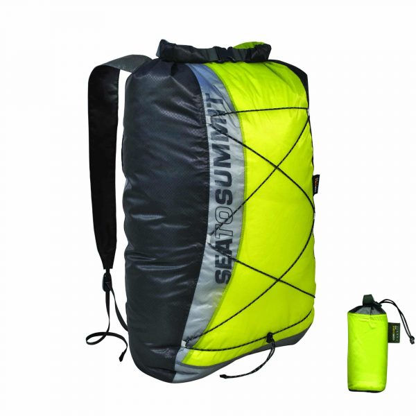 SEA TO SUMMIT DRY DAYPACK LIME