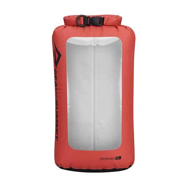 SEA TO SUMMIT DRY SACK LIGHTWEIGHT VIEW 13L RED