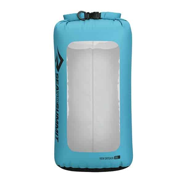 SEA TO SUMMIT DRY SACK LIGHTWEIGHT VIEW 20L BLUE