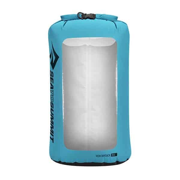 SEA TO SUMMIT DRY SACK LIGHTWEIGHT VIEW 35L BLUE