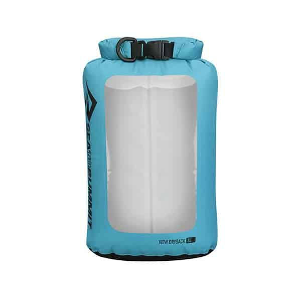 SEA TO SUMMIT DRY SACK LIGHTWEIGHT VIEW 8L BLUE