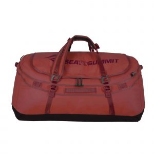 SEA TO SUMMIT DUFFLE 130L RED