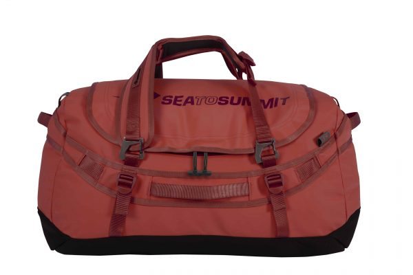 SEA TO SUMMIT DUFFLE 65L RED