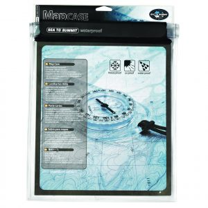 SEA TO SUMMIT MAP CASE LARGE 28X33CM WATERPROOF CLEAR