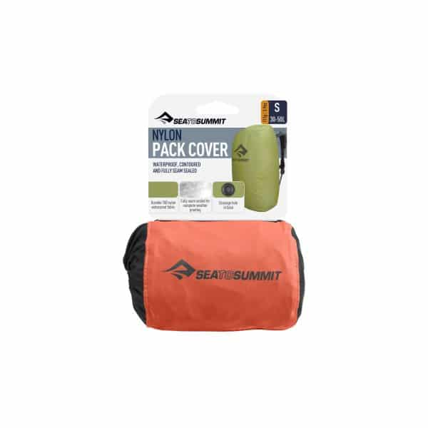 SEA TO SUMMIT PACKCOVER STANDARD SMALL 30-50L RED
