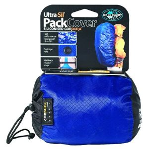 SEA TO SUMMIT PACKCOVER ULTRASILICONE LARGE 70-95L BLUE