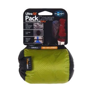 SEA TO SUMMIT PACKCOVER ULTRASILICONE SMALL 30-50L LIME