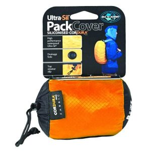 SEA TO SUMMIT PACKCOVER ULTRASILICONE XSMALL 20-30L YELLOW