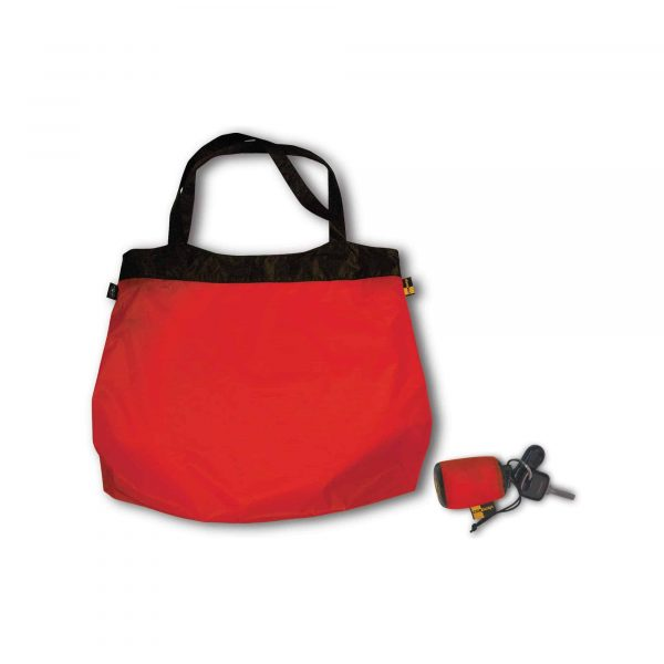 SEA TO SUMMIT SHOPPING BAG RED