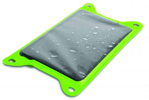 SEA TO SUMMIT TPU TABLET WATERPROOF SMALL 210X145MM LIME