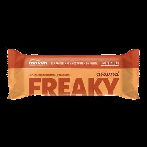 Maxim Freaky Caramel proteinbar 55g