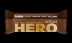 Maxim Hero Chocolate proteinbar 57g